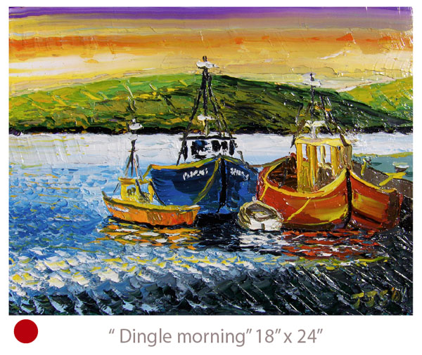 dingle-morning